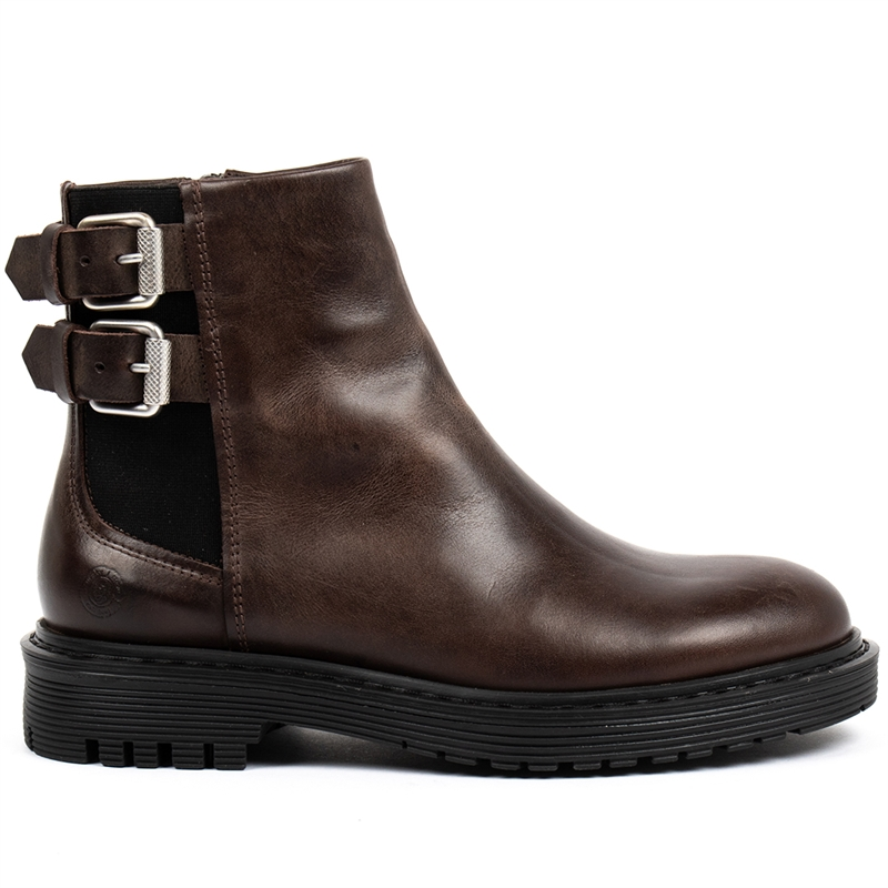 Least-boots-buckles-chelsea-leather-dark-brown-side