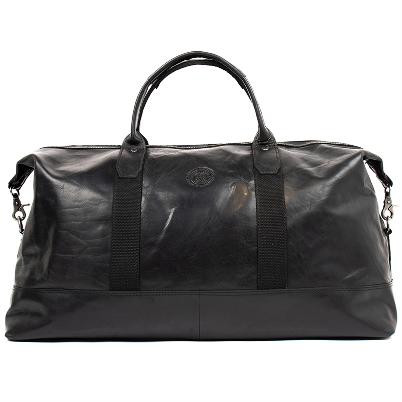 Torun-weekend-bag-leather-black-front