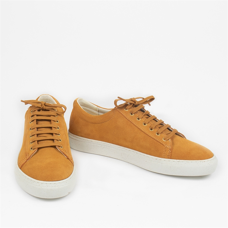 Style: Chowade Ocre Suede