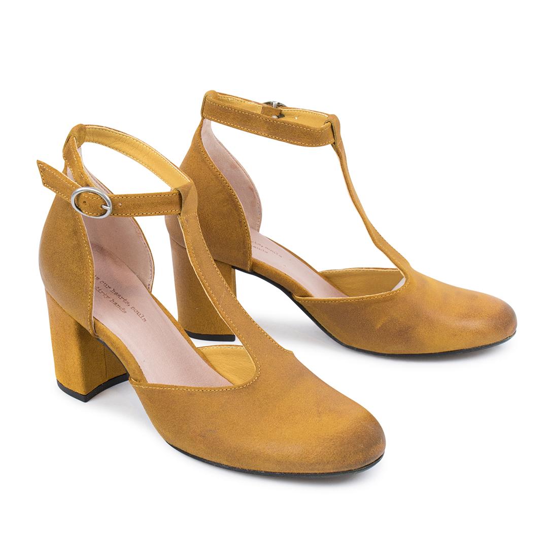Style: Amie W Yellow