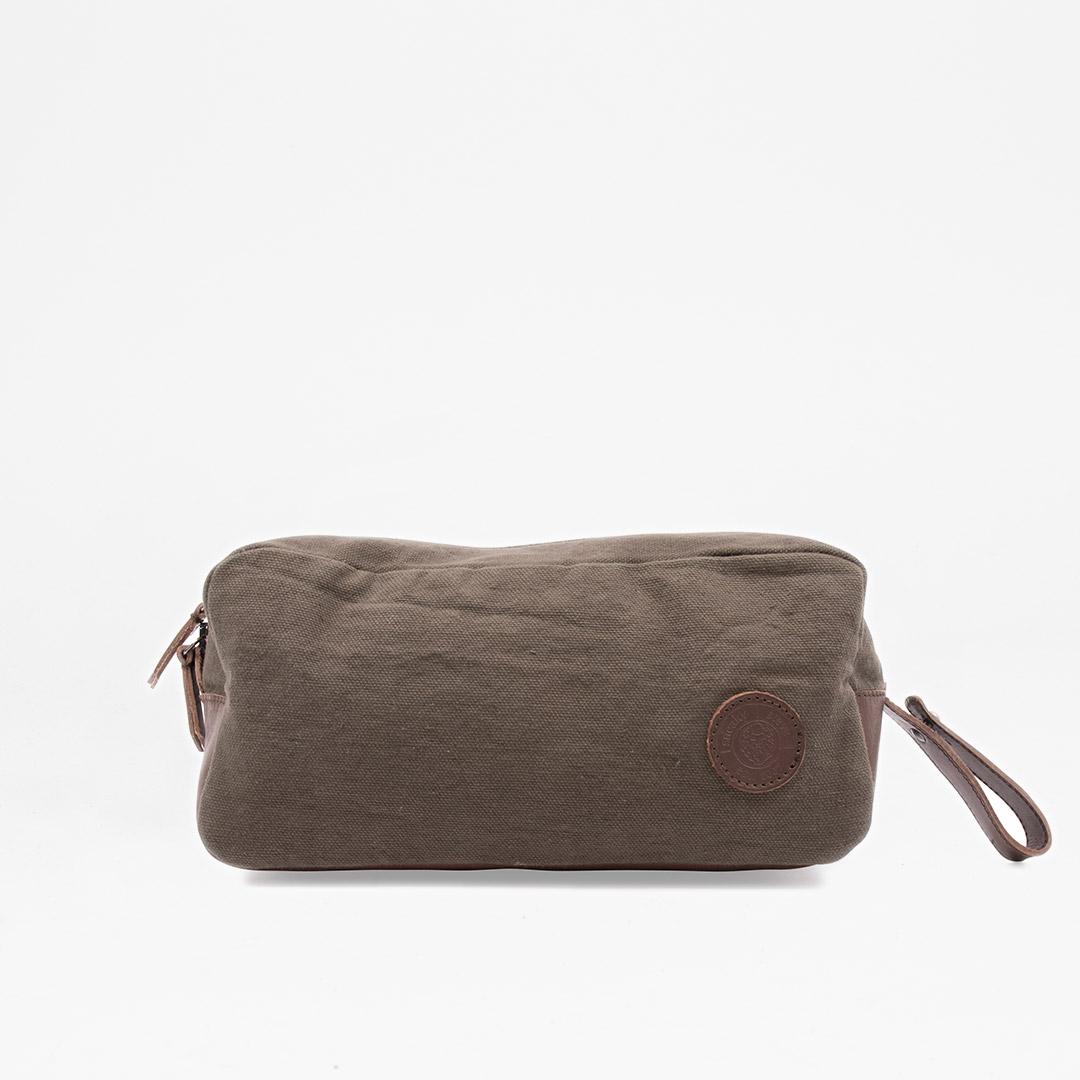 Ellery Toilet Bag Green