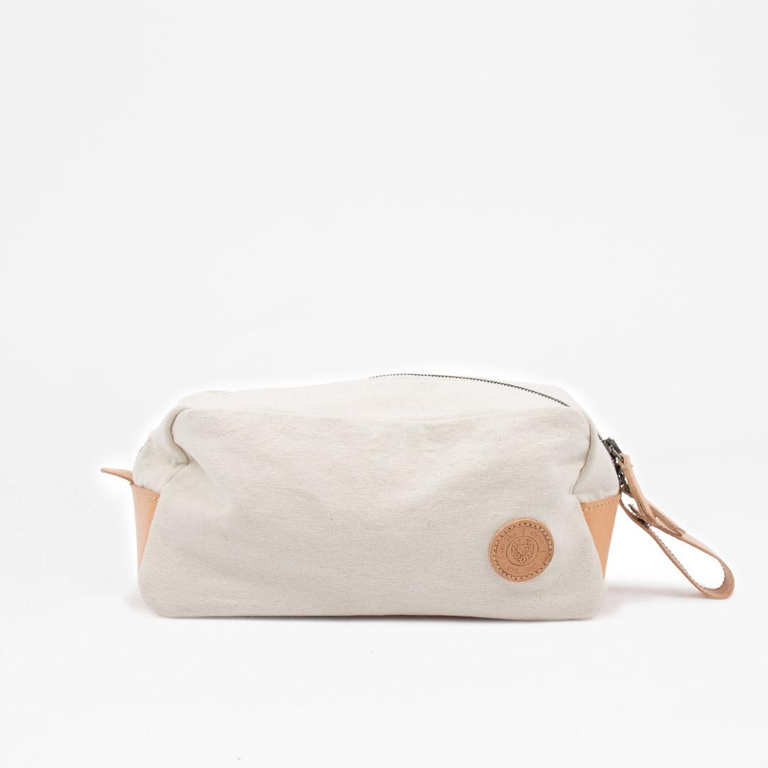 Ellery Toilet Bag Offwhite