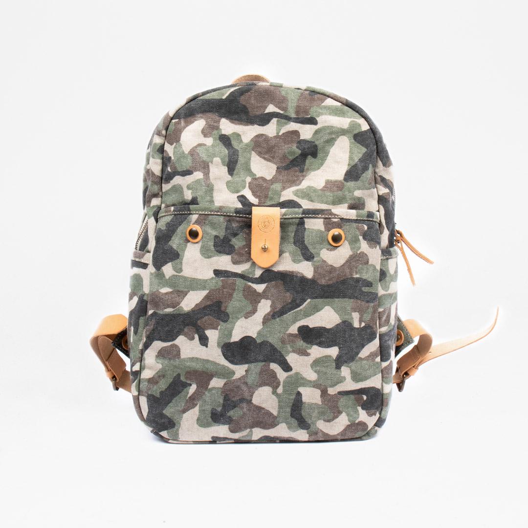 Finn Backpack Camo
