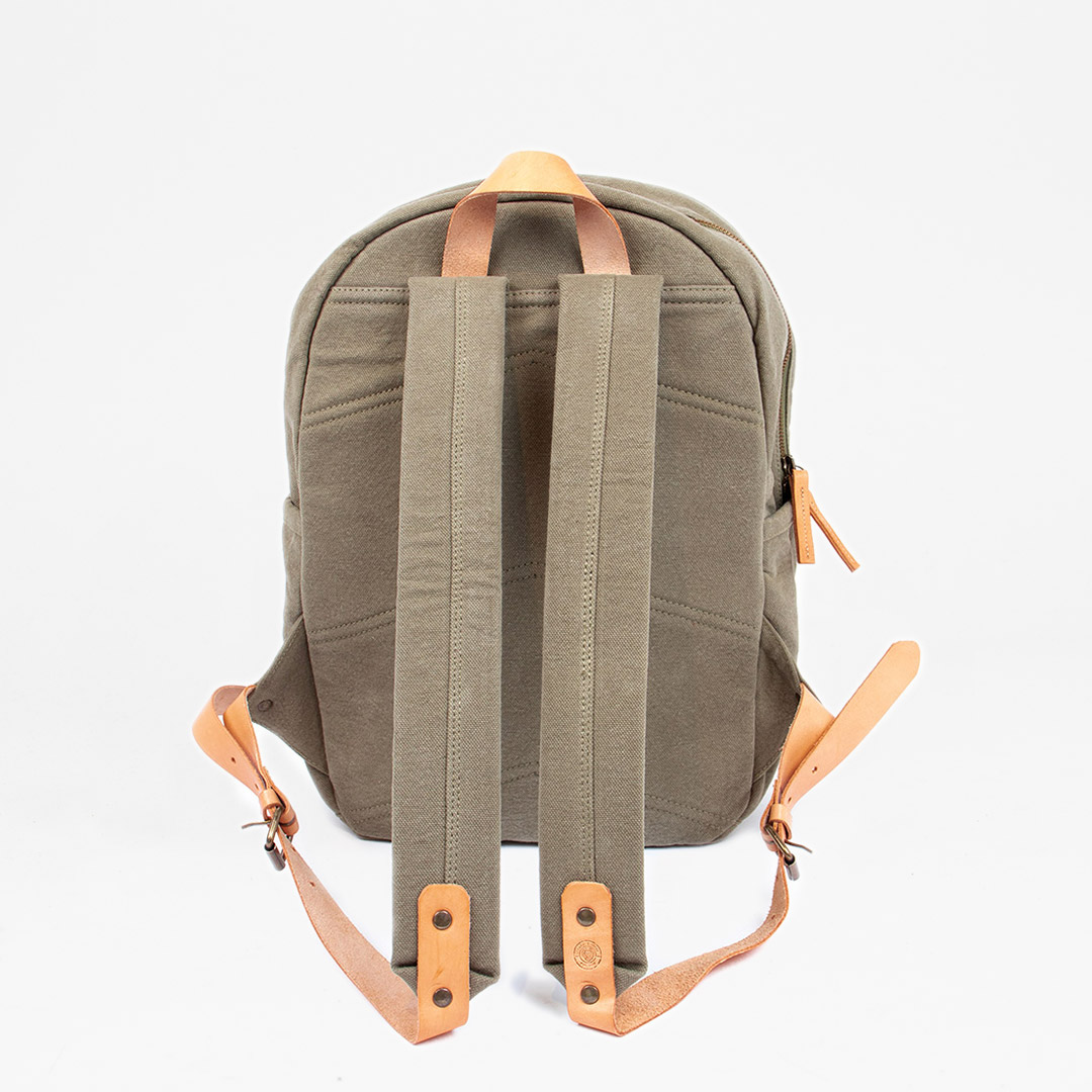 Finn Backpack Khaki