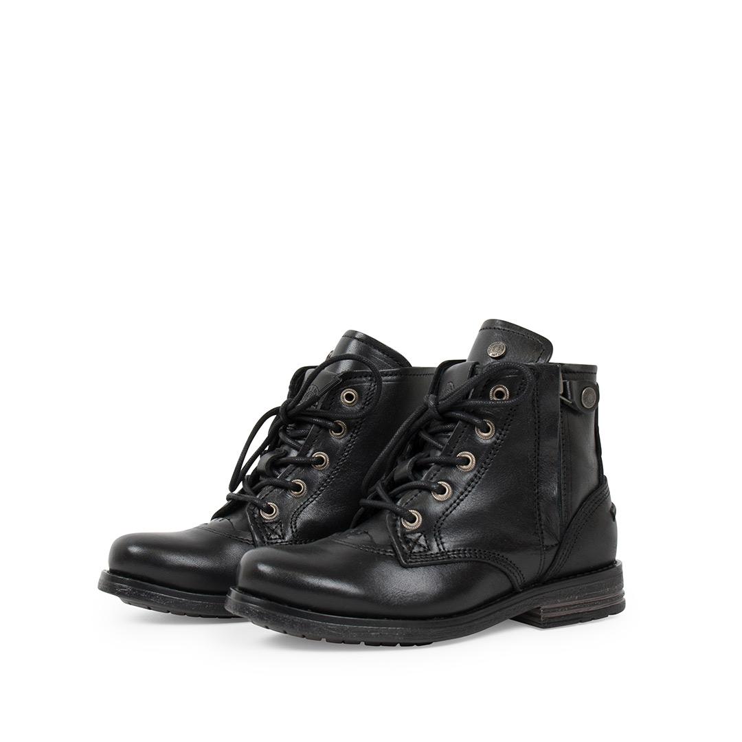 Style: Kingdom Kids Black | Size 24-29