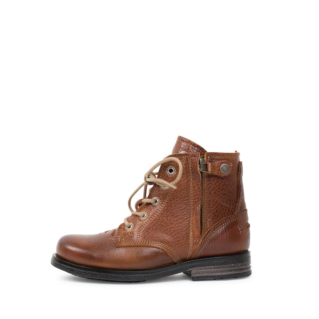 Style: Kingdom Kids Dk Cognac | Size 30-35