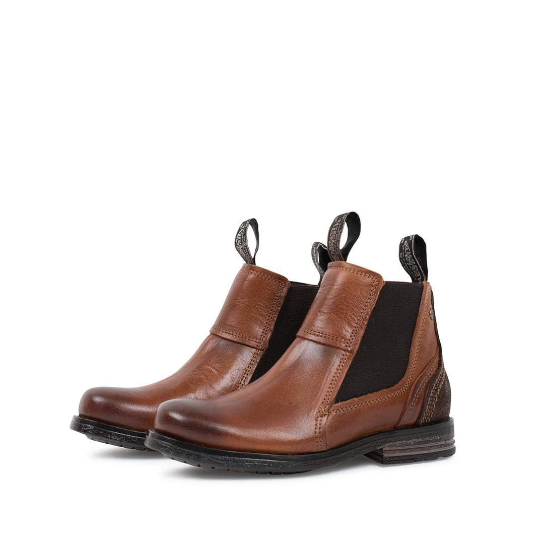 Style: Lance Kids Dk Cognac | Size 24-29