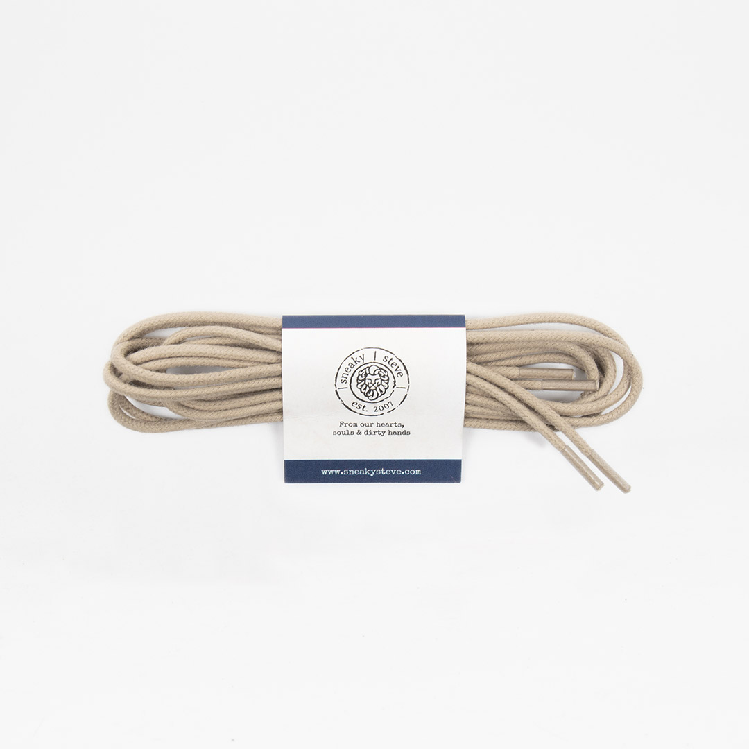 Shoelaces Crasher Beige