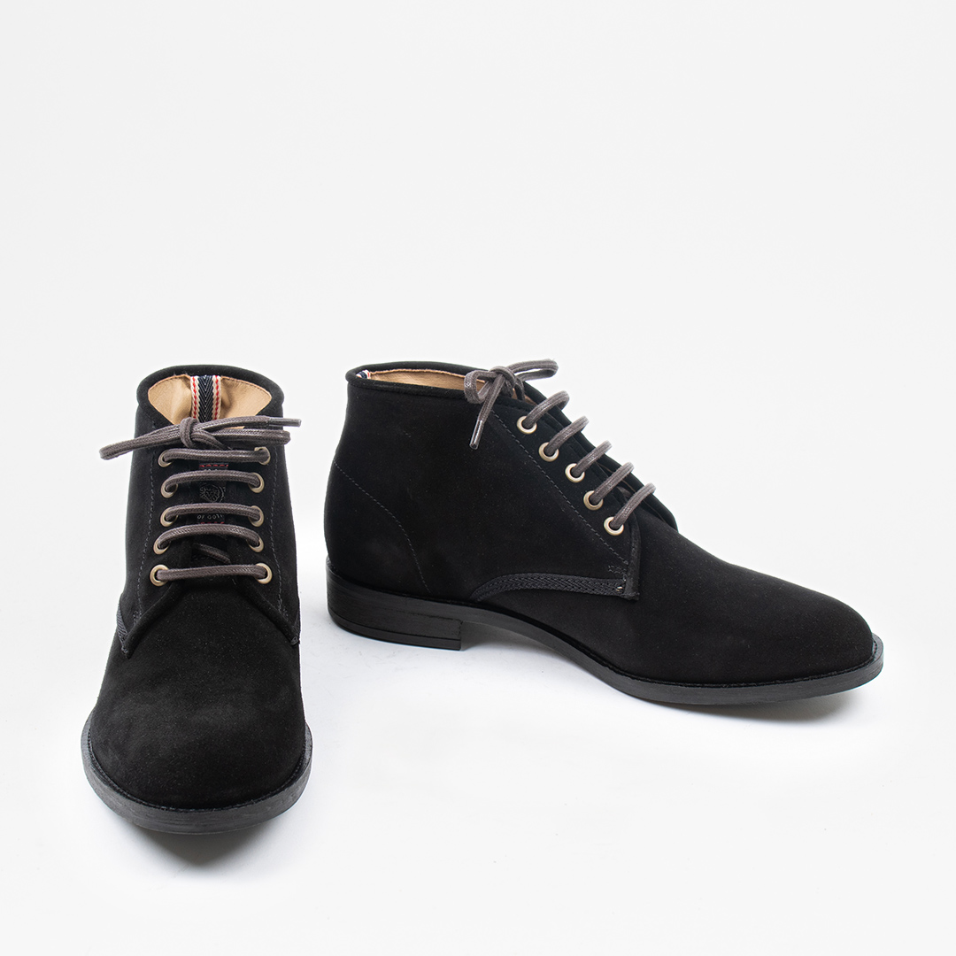 Style: Beyond Black Suede