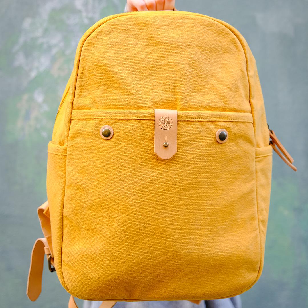 Finn Backpack Ochre
