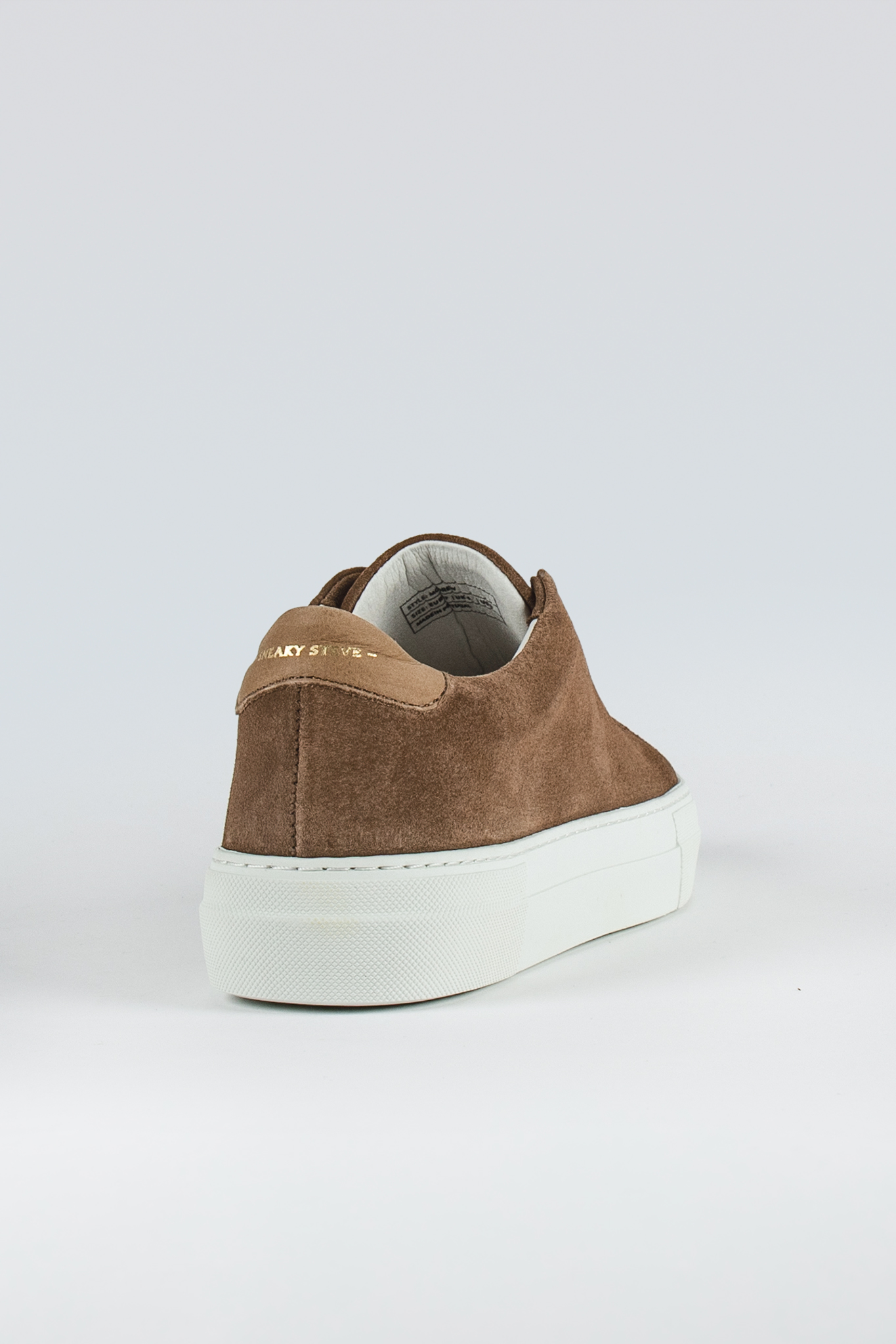 Moore W Suede Taupe