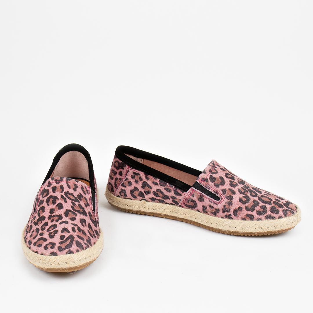Style: Seal W Pink Leopard