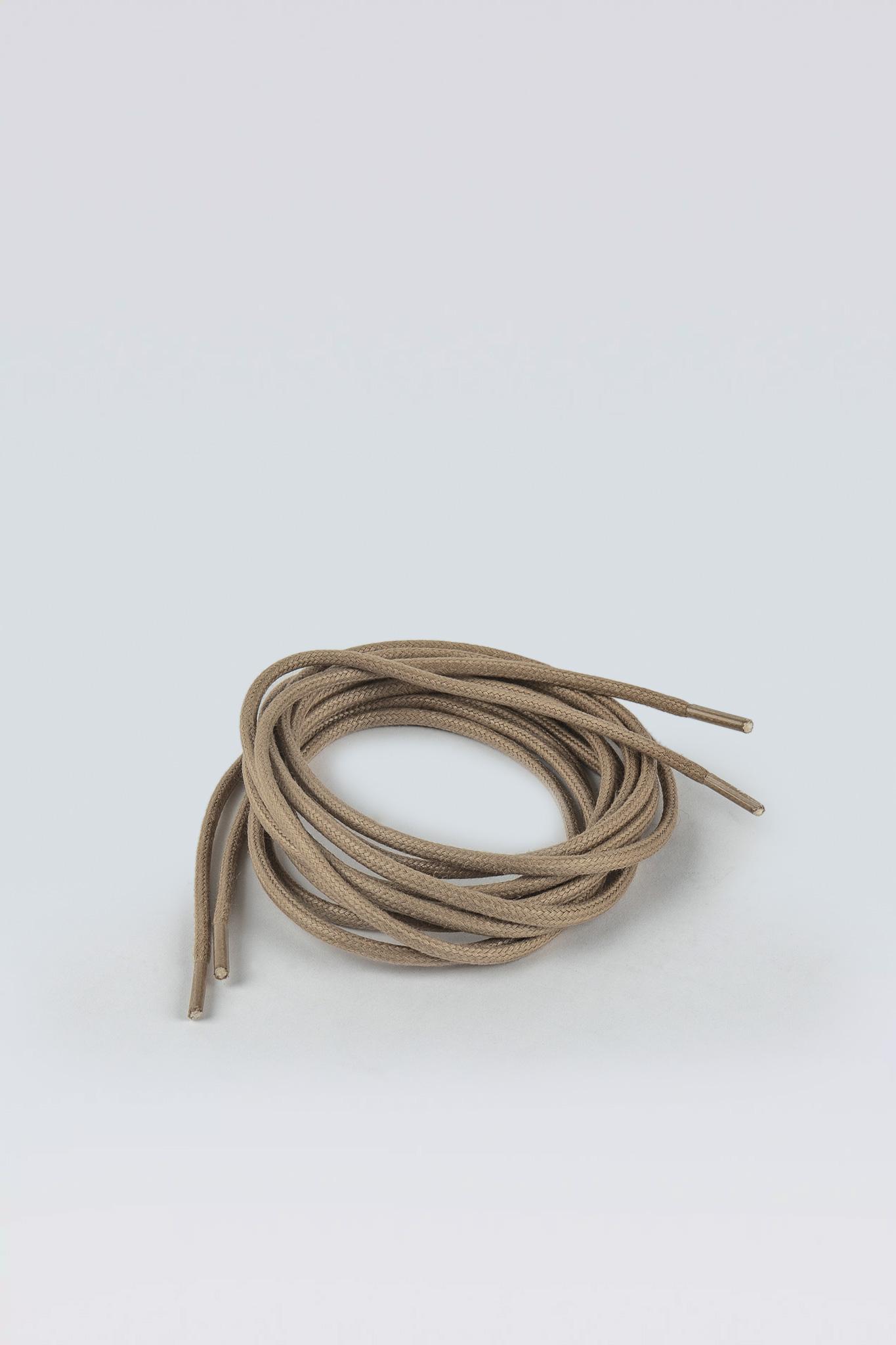 Shoelaces 160 cm Beige