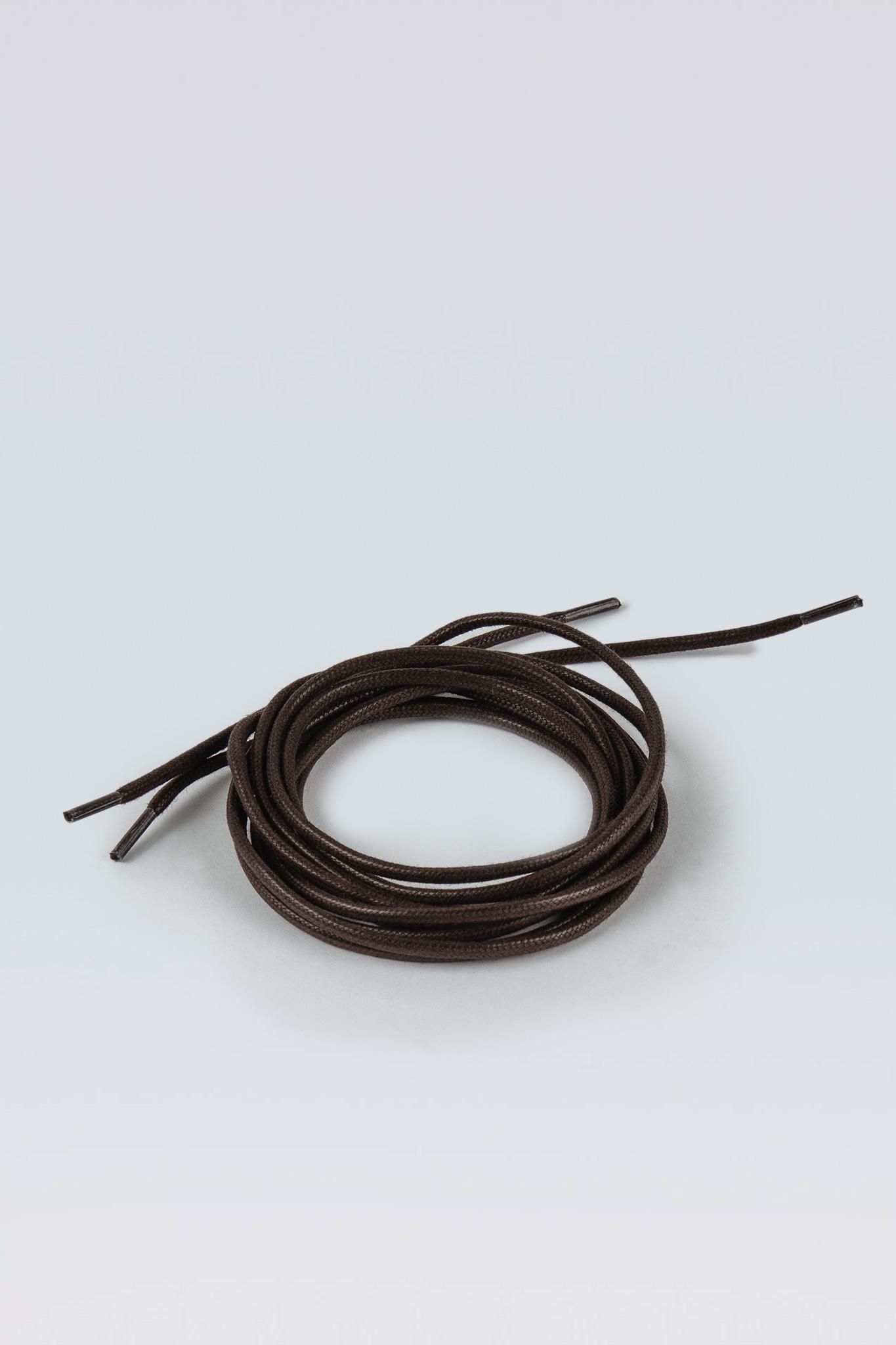 Shoelaces 160 cm Brown