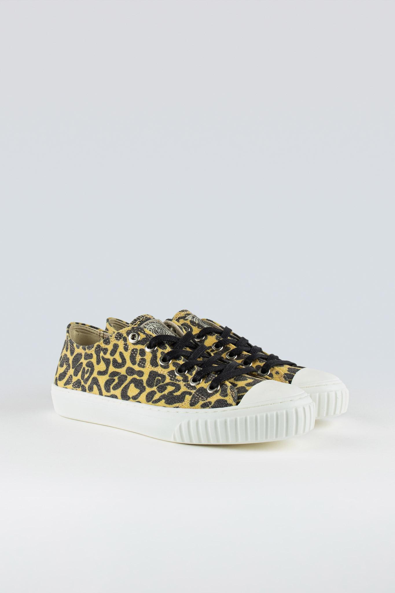 Swing Low W Yellow Leopard