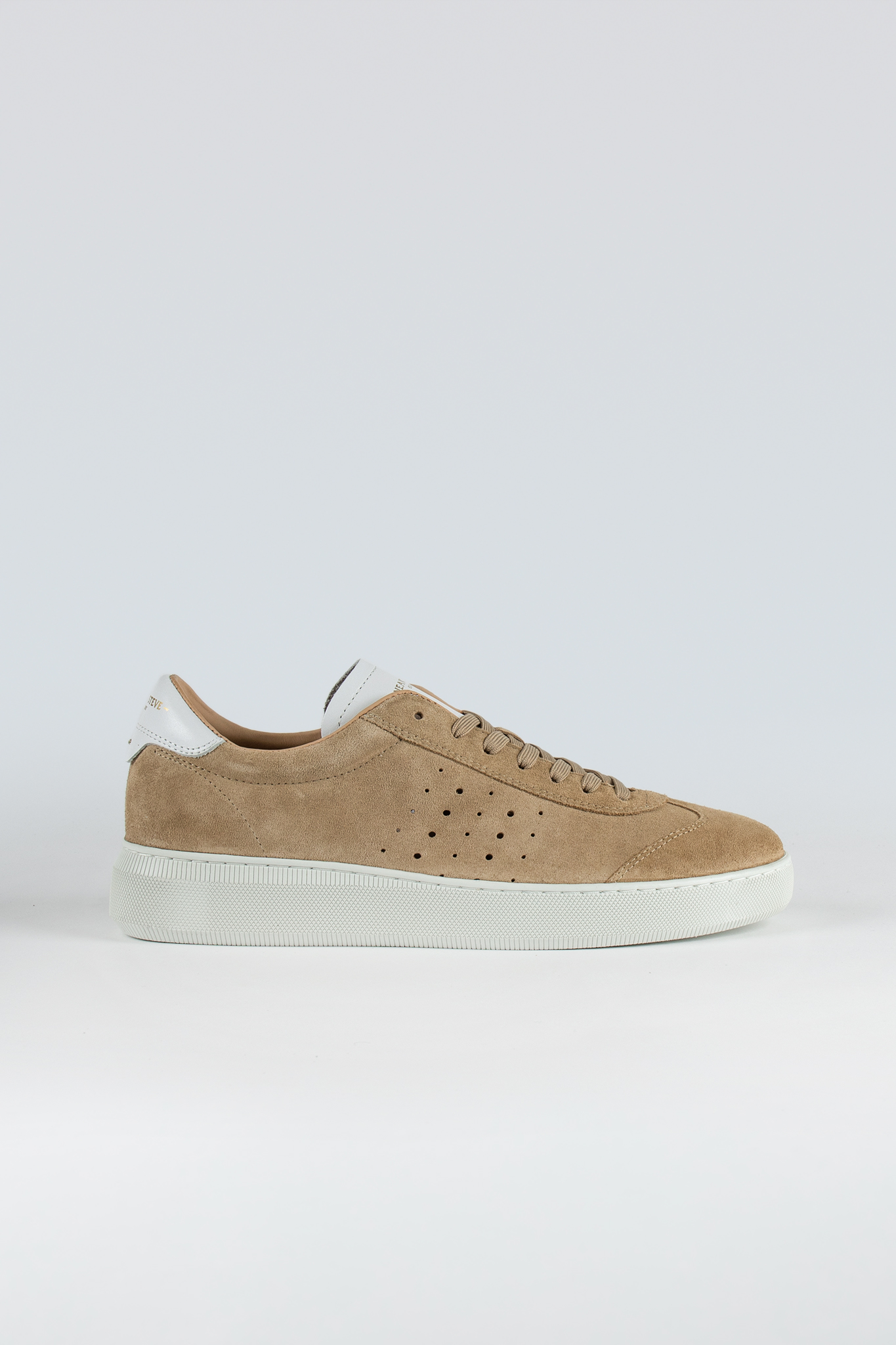 Ted Suede Beige