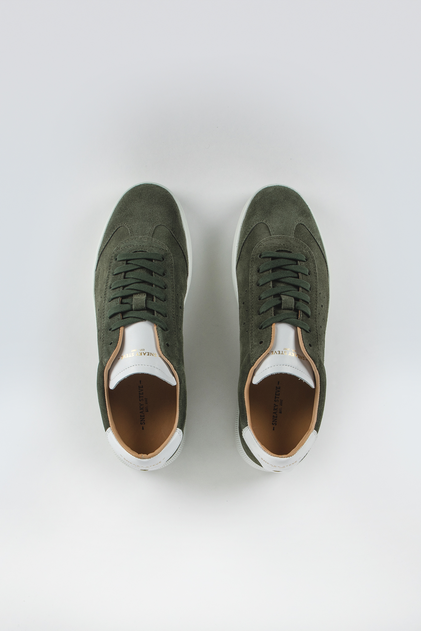 Ted Suede Military