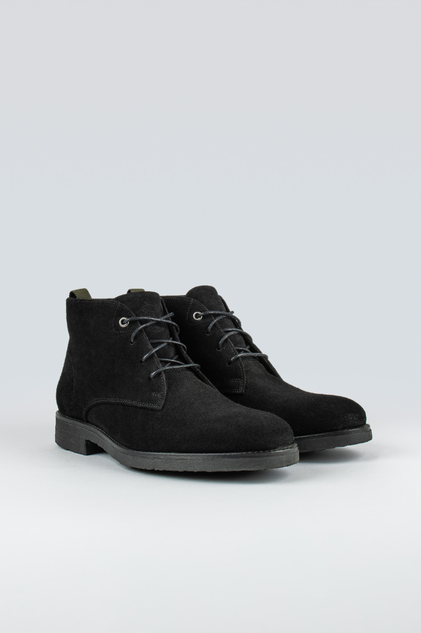 Tony Suede Black