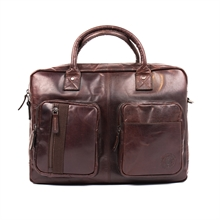 Albin-computer-bag-leather-brown-front
