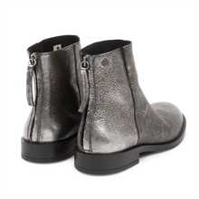 Dazzel-boots-leather-zipper-silver-detail