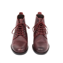 Repose-leather-boots-bordeaux-front