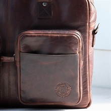 Style: Albin Computer Bag Brown